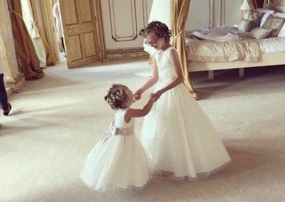 Hannah C bride 2