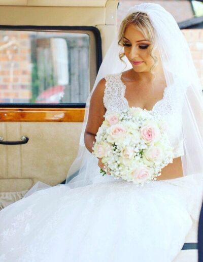 Real bride 25